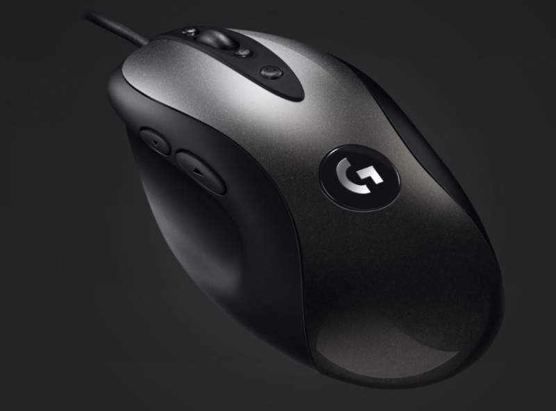Logitech Updates the Classic MX518 Mouse for 2019