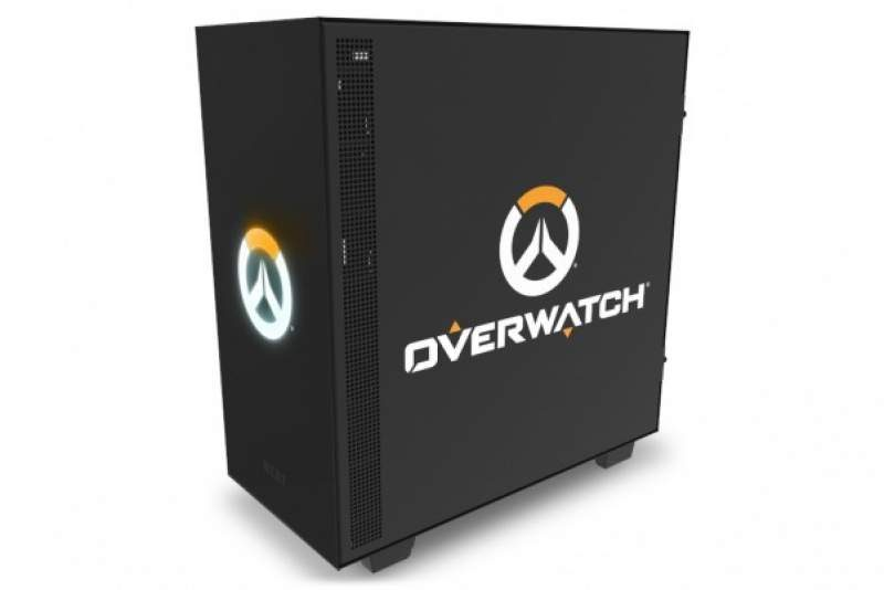 NZXT Launches the H500 Overwatch Edition Chassis