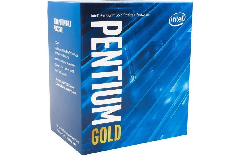 Intel Releases 2C/4T 4GHz Pentium Gold G5620 Processor