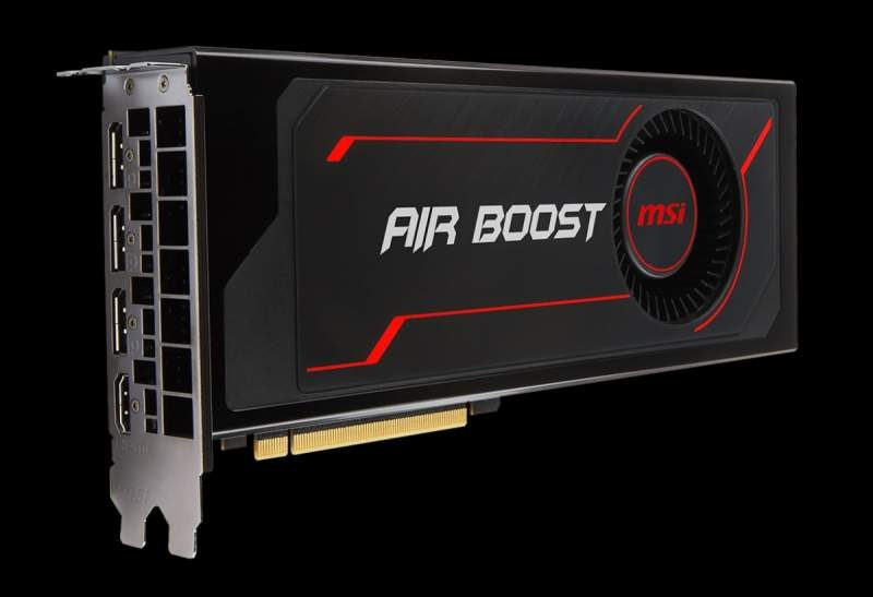 AMD RX Vega 56 Down to £249 Ahead of GTX 1660 Ti Launch