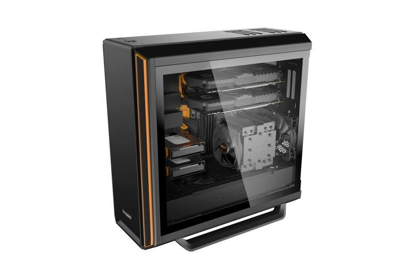 Be Quiet! Offers Silent Base 601/801 Tempered Glass Upgrades