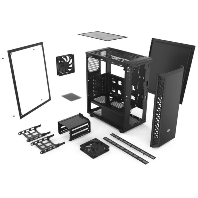 SilentiumPC Launches the Signum SG1 Chassis Series