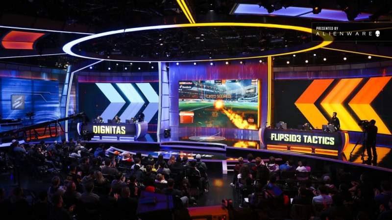 Rocket League Championship eSports Series Will Air on TV