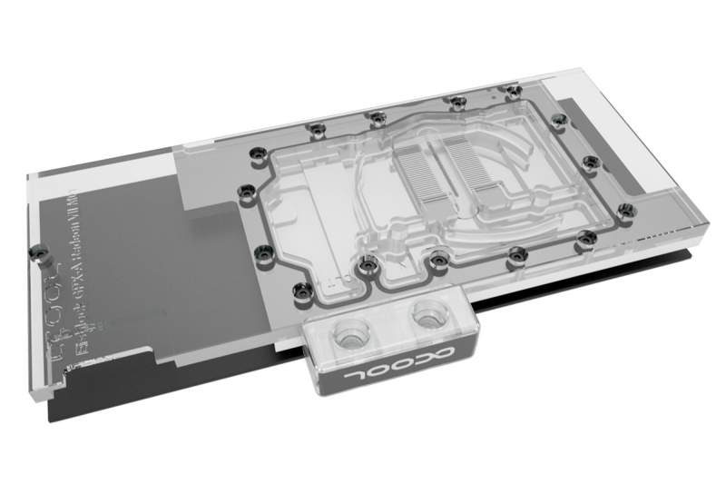 Alphacool Radeon VII GPX-A Waterblock Now Available