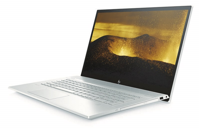 HP Updates Envy Laptop Line – Adds AMD CPUs and DVD Option