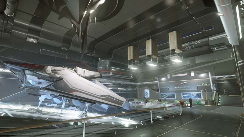 Star Citizen Alpha 3.5 Screenshots Look Epic!
