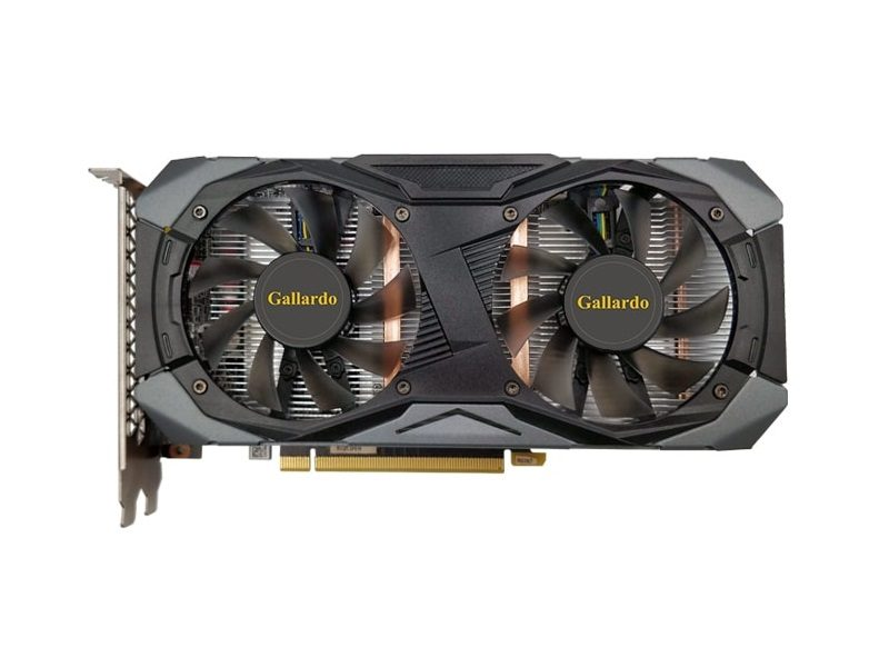 Manli Releases Pair of Dual-Fan GTX 1660 Ti Graphics Cards