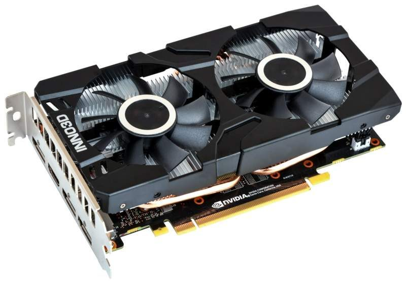 Inno3D Unveils the GTX 1660 Twin X2 Video Card