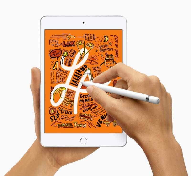 New iPad Mini and supports Apple Pencil 03192019 big.jpg.large