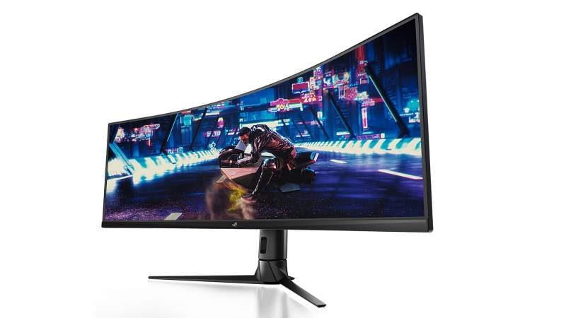 ROG Strix XG49V Super Ultra wide Gaming Monitor 1