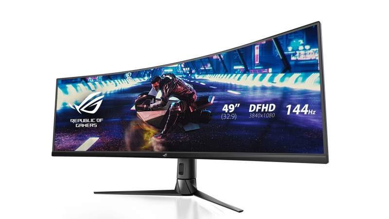 ROG Strix XG49V Super Ultra wide Gaming Monitor 2