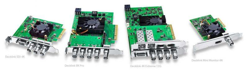 Desktop Video 11 A Major Update For Blackmagic Design Decklink 8k Pro Eteknix