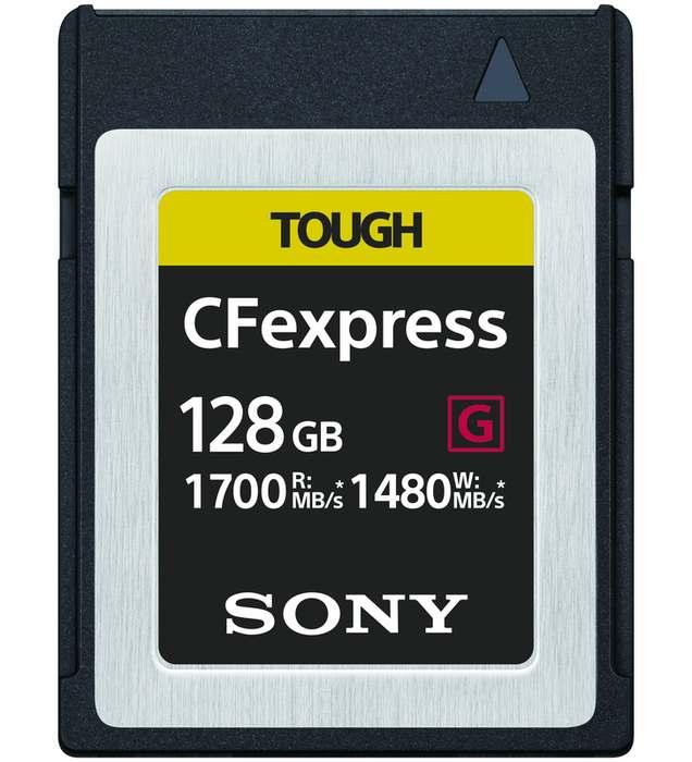 Sony CFexpress Memory Card