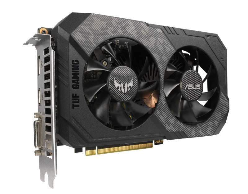 ASUS Introduces TUF Gaming and Phoenix GTX 1660 Video Cards