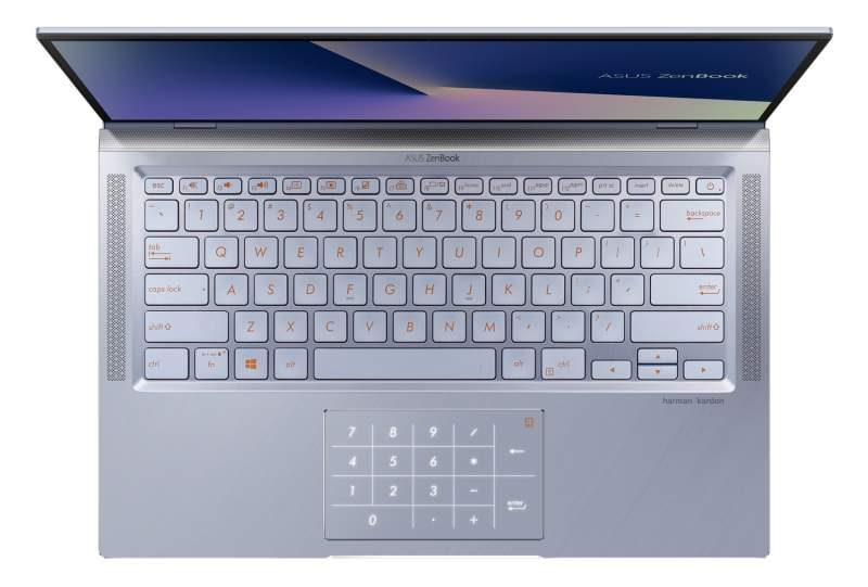 ASUS ZenBook 14 (UX431) Notebooks Now Available