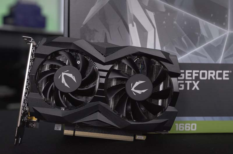 Zotac Gtx 1660 Twin Fan 6gb Review Eteknix