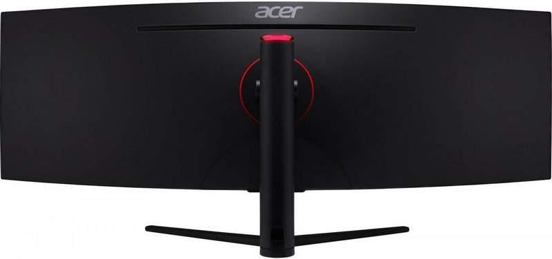 "Acer Introduces EI491CR 49"" 32:9 144Hz FreeSync 2 Monitor"