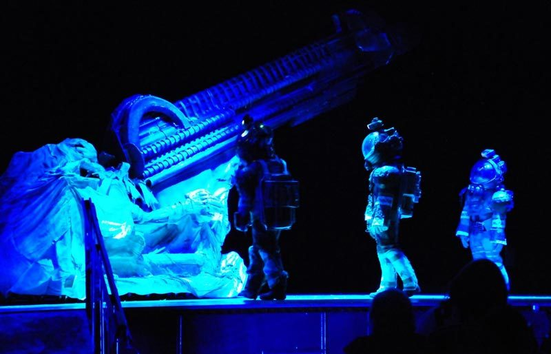 High School Stage Production of 'Alien: The Play' Looks Amazing