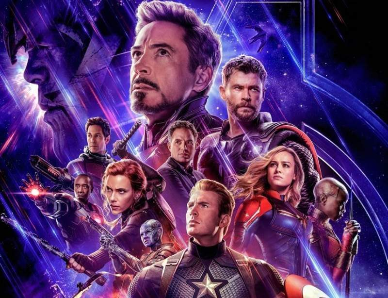 New Avengers Endgame Trailer Shows New Suits and Captain Marvel