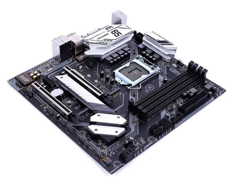 COLORFUL Debuts the CVN B365M Gaming Pro V20 Motherboard