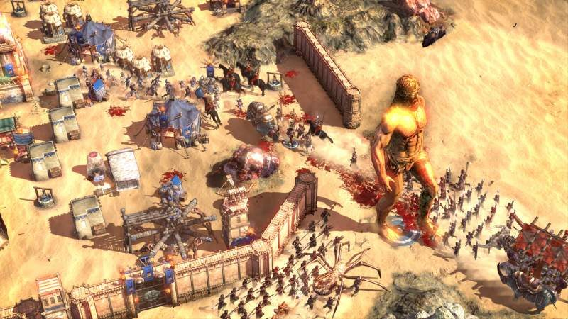 Survival RTS Game 'Conan Unconquered' Arrives on May 30th