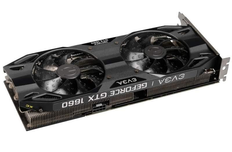 EVGA Rolls Out Three GTX 1660 Video Card Models