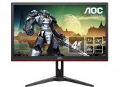 "AOC Announces G2868PQU 28"" 4K UHD FreeSync Gaming Monitor"