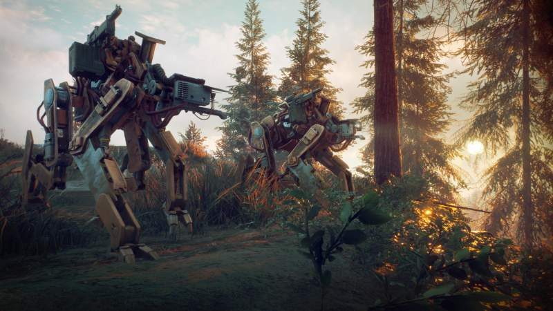 Generation Zero Launch Trailer Pits Humans vs Robots
