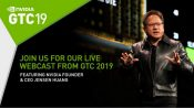 How to Watch the NVIDIA GTC 2019 Keynote Live