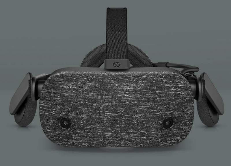 HP Reverb Virtual Reality Headset: Pro Edition Unveiled
