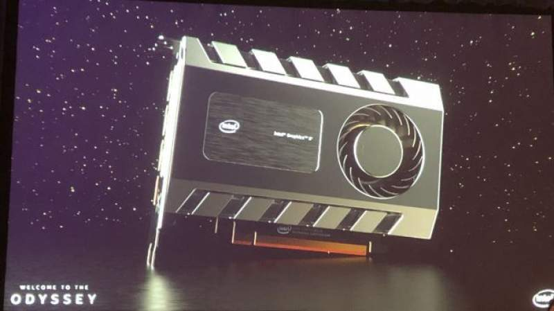 Intel Shows Off Graphics Card Prototype Renders at GDC 2019