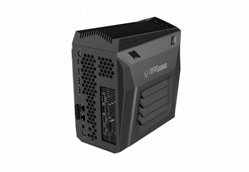 ZOTAC Announces the MEK MINI Compact Gaming Tower PC