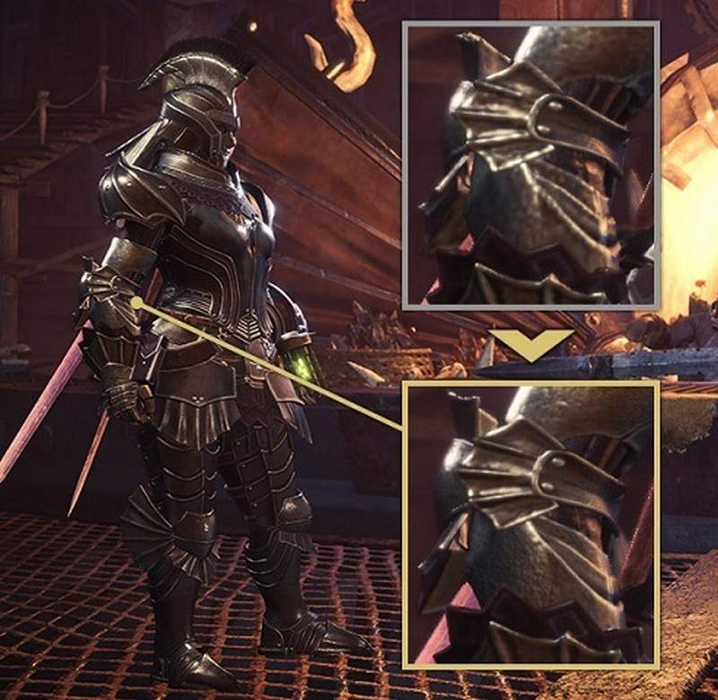 High-Res Texture Pack DLC Coming to Monster Hunter World