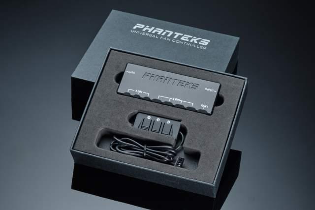 Phanteks Announces New Universal Fan Controller