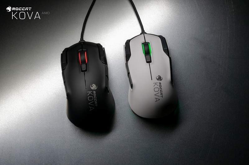 Roccat Launches the Kova AIMO Gaming Mouse