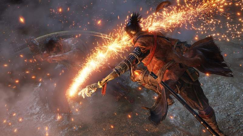 Launch Trailer for Sekiro: Shadows Die Twice Released