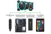 SilentiumPC Sigma HP Corona RGB 120 Kit Now Available