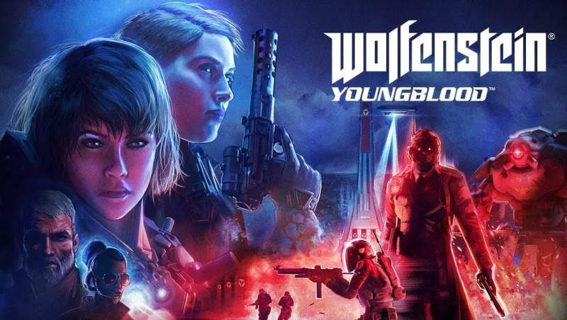 Bethesda is Releasing 'Wolfenstein: Youngblood' on July 26