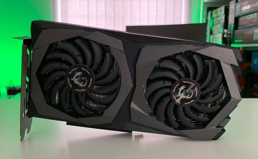 MSI Gaming X GTX 1650 Graphics Card Review