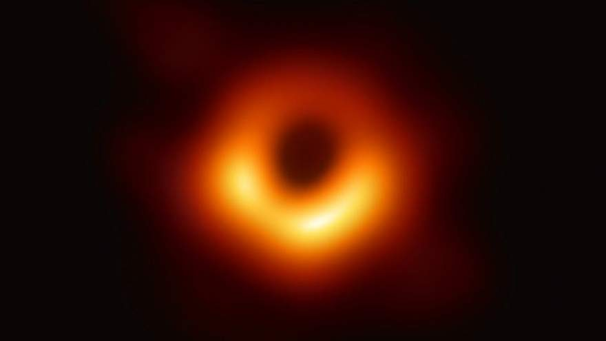 A Black Hole Has Been Photographed for the First Time Ever