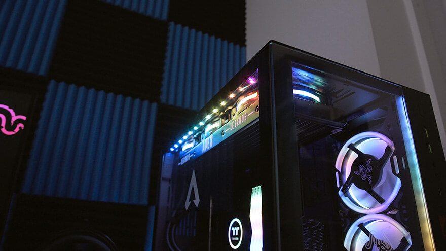 Apex Legends Mod Meets Razer Chroma