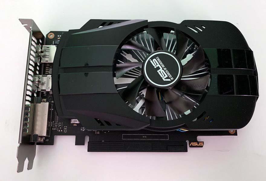 ASUS GTX 1650 Phoenix Graphics Card Review