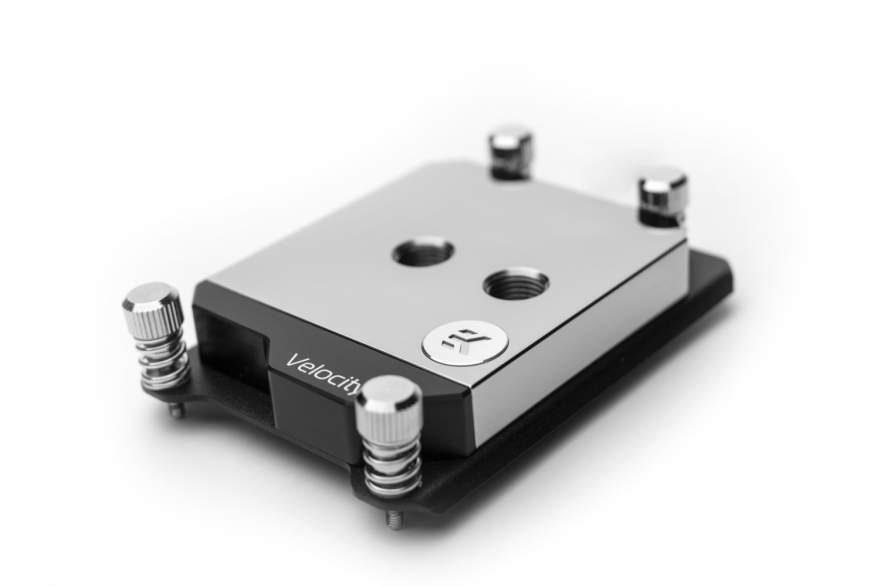EKWB Releases 3rd Gen EK-Velocity sTR4 Blocks for Threadripper