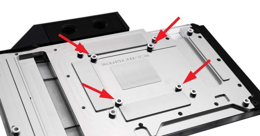EK Vector Strix RTX 2080 Ti Compatiblity Issue 3