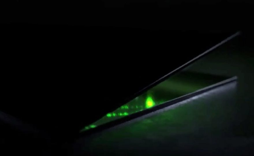 NVIDIA Is Teasing What Appears to Be a Dual-Screen Laptop