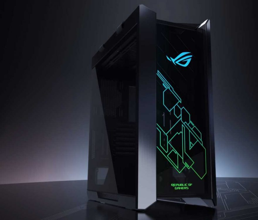 ASUS RoG STRIX Helios Tempered Glass PC Gaming Case