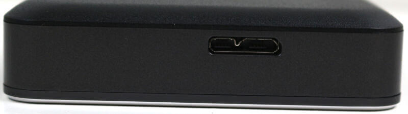 Toshiba Canvio Premium 4TB Photo view connector