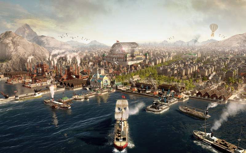 Anno 1800 to Stop Sales via Steam – Now an EPIC Games Exclusive