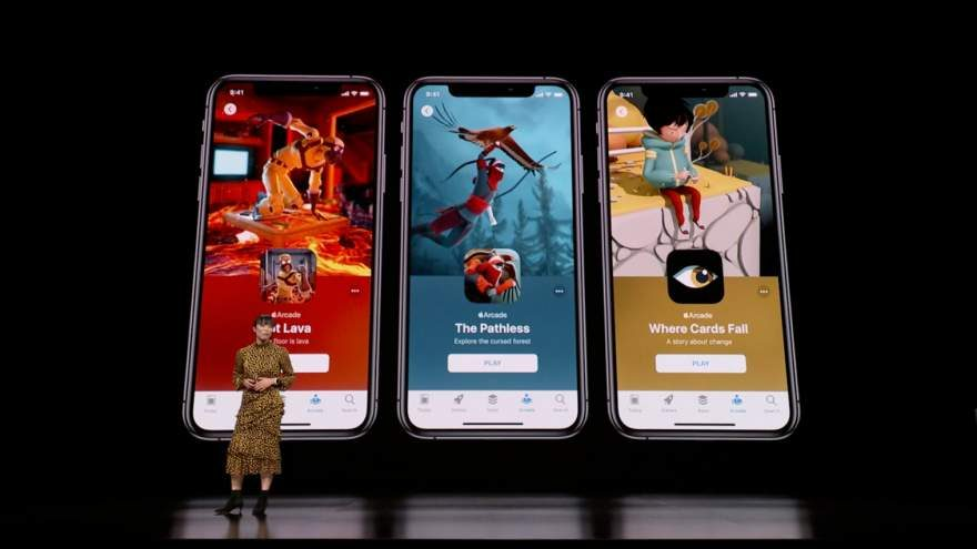 Apple Reportedly Spending $500M for Apple Arcade Launch