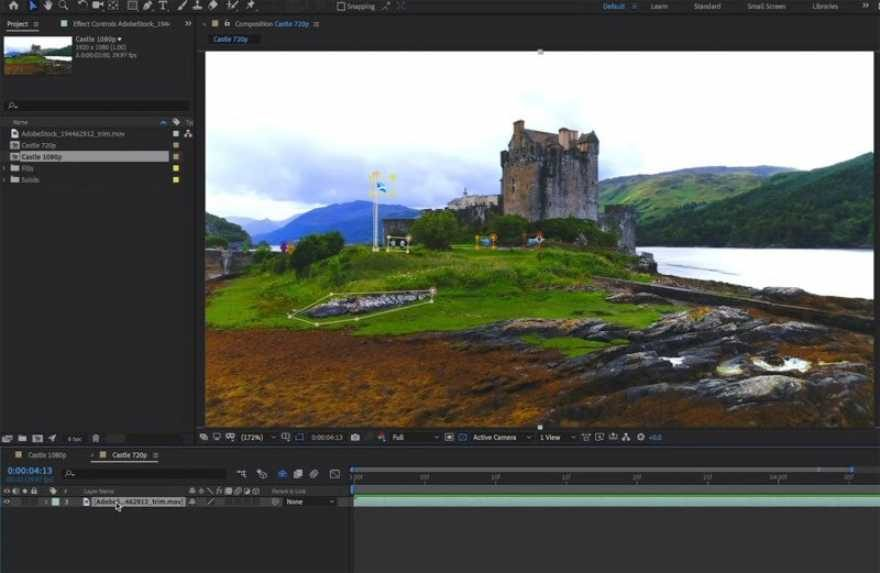 Adobe After Effects Now Has Impressive Content Aware Filter